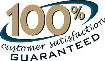 City detail offers a 100% Satisfaction Guarantee