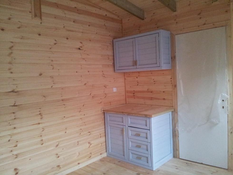 לימון עבודות עץ משרד עץ