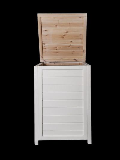 ארגזי אחסון מעץ